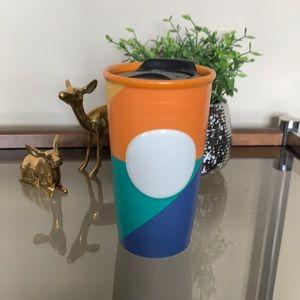 Bundle 3/$35⭐️ Starbucks ceramic tumbler.